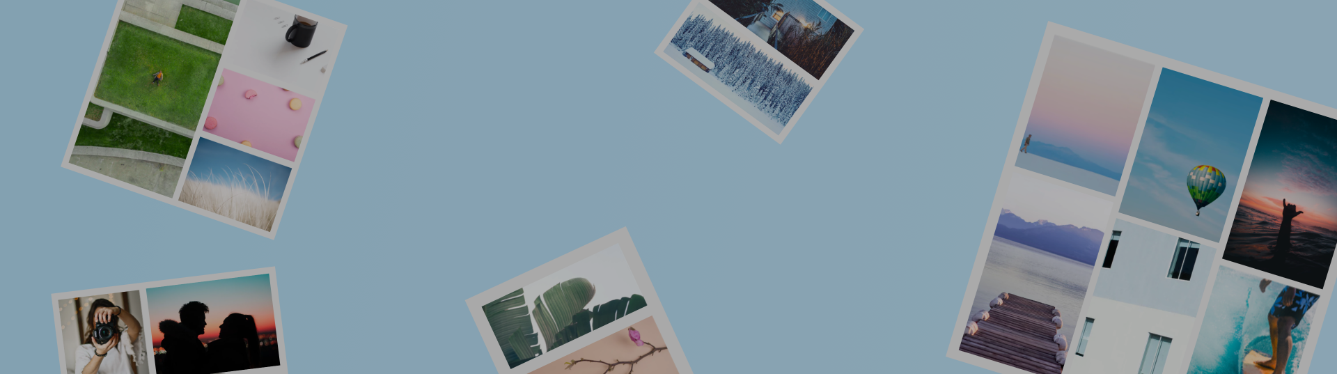 Make Photo Grid Collages Online with Free Collage Maker | Fotor