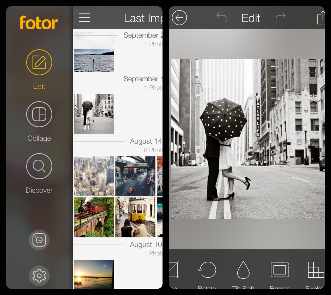 Introducing Pixelate feature for iOS | Fotor's Blog