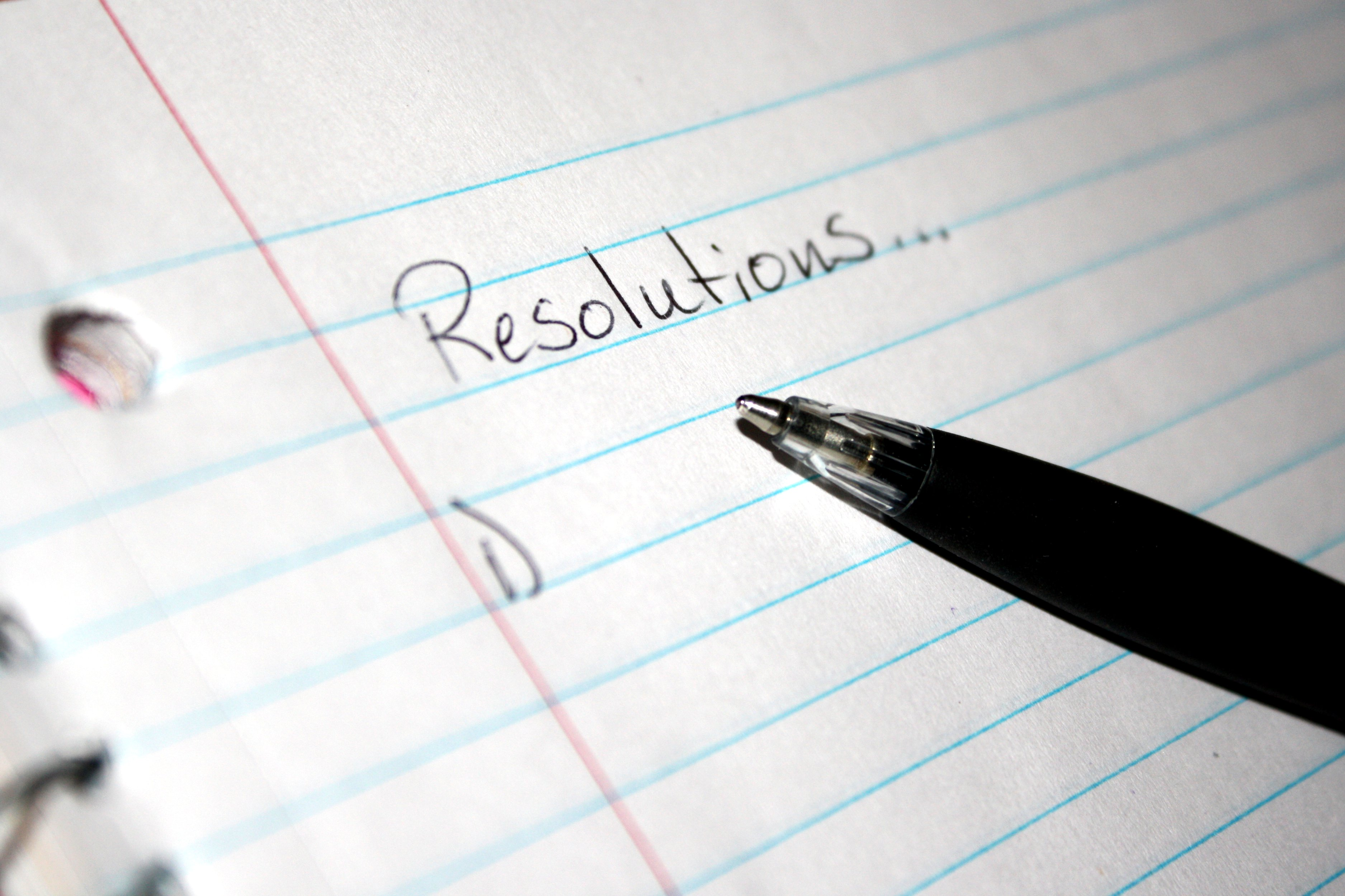How to Stick to Your New Years Resolution | Fotors Blog
