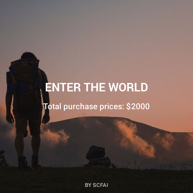 enter the world