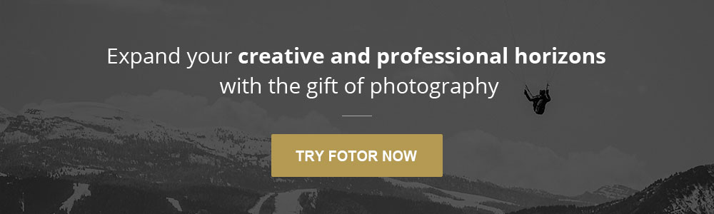 Fotor photo editor and designer