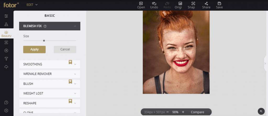 edit-portrait-with-Fotor-photo-editor