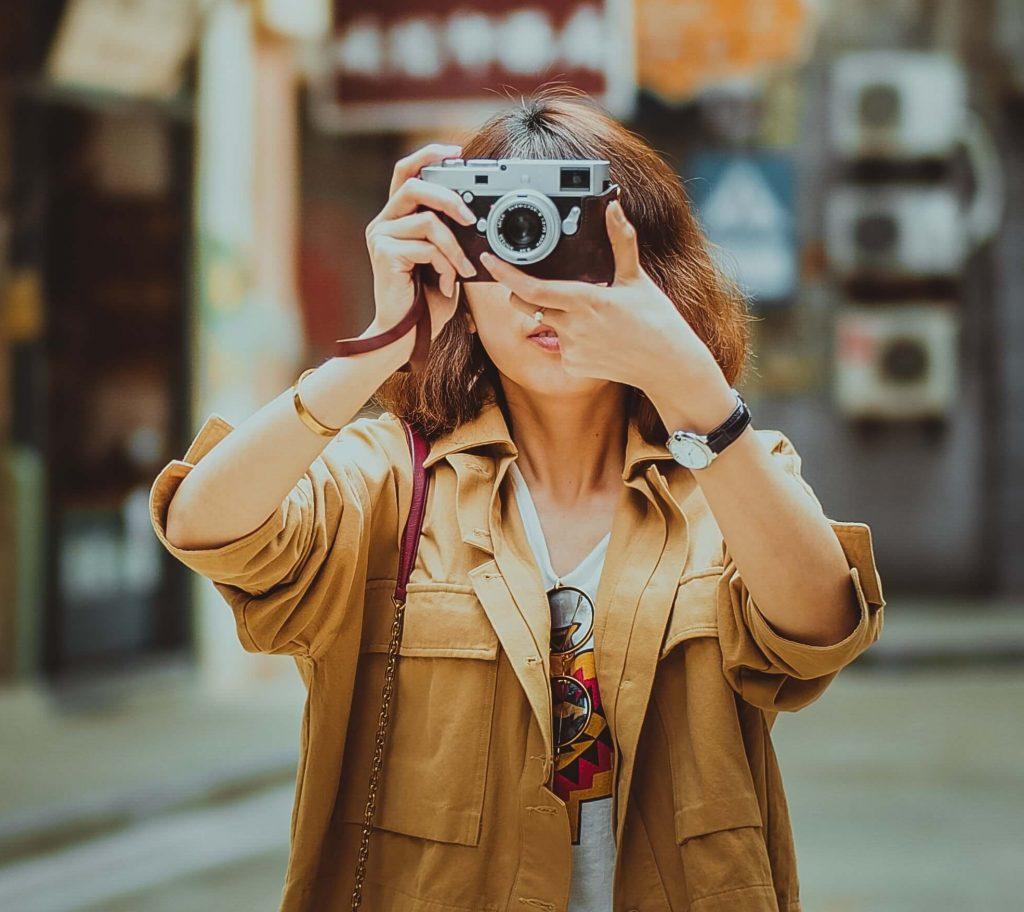 woman-holding-camera