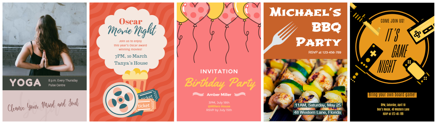 Personalize Your Invitation with Fotor Fotors Blog