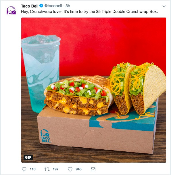 Taco Bell GIF