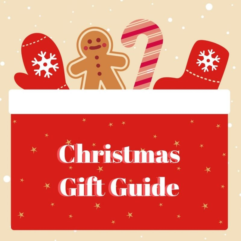christmas gift guide design