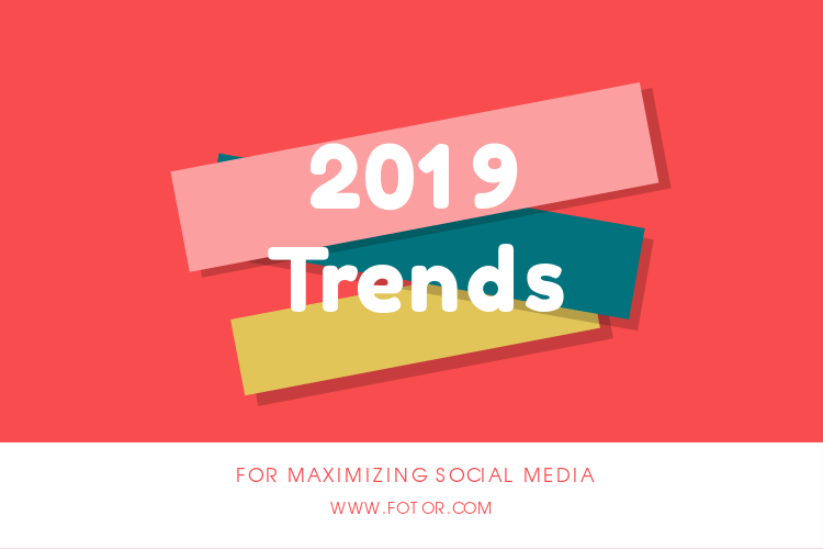 2019 trends graphic design