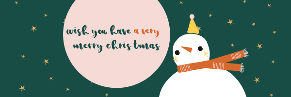 christmas email header