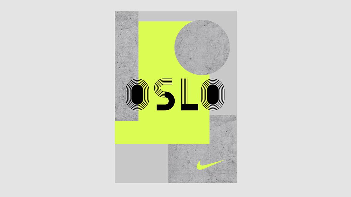 Custom Text graphic design trends