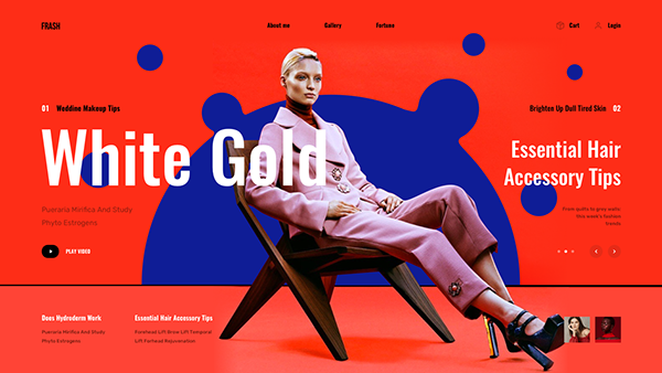 Mix and Match graphic design trends