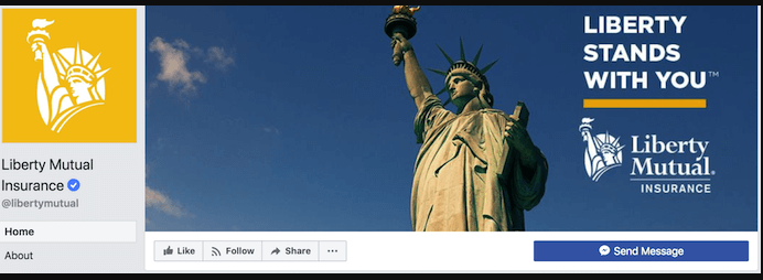 Title shift Facebook cover photo
