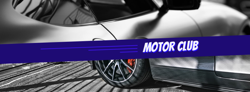 motor club facebook cover
