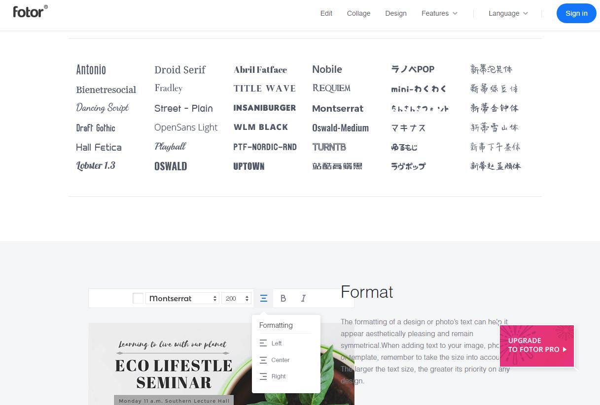 graphic design text basic