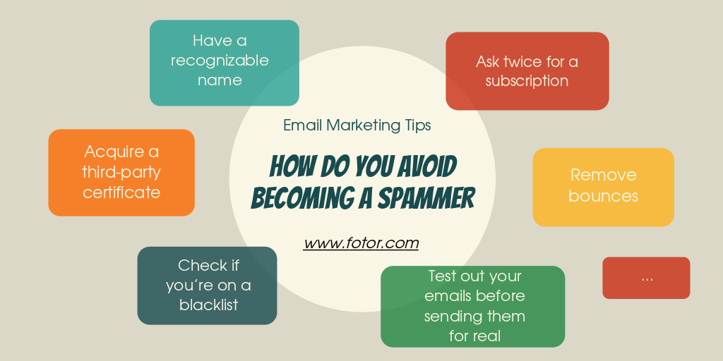 email marketing avoid spam