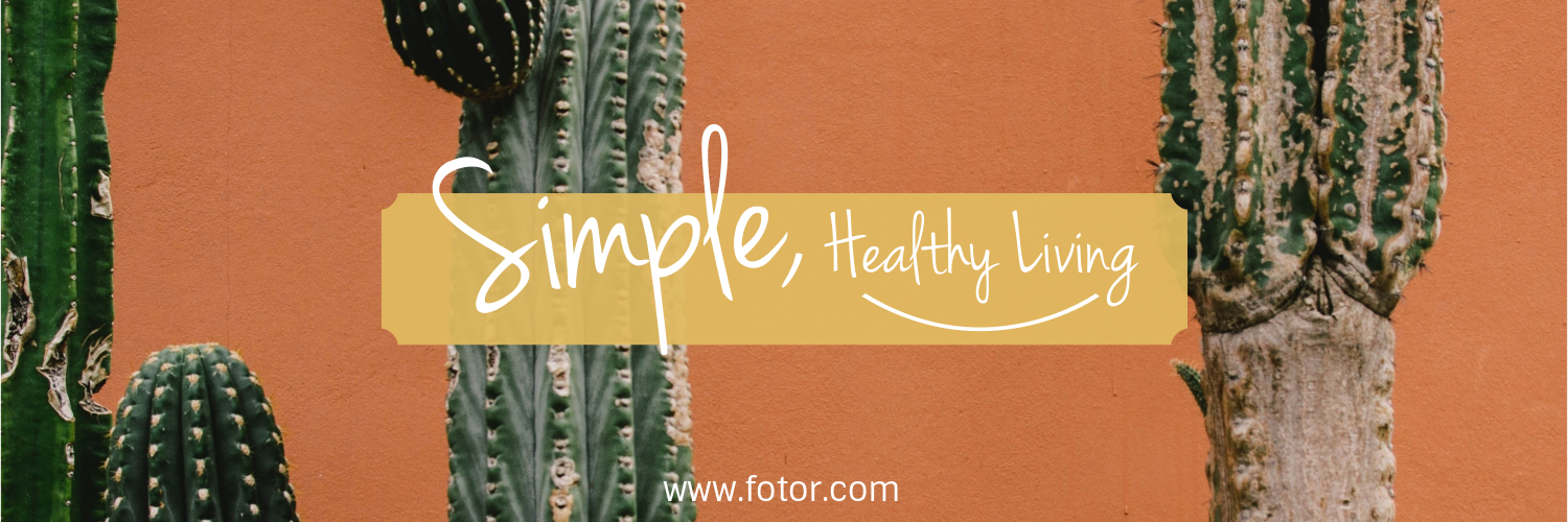 simple life twitter cover