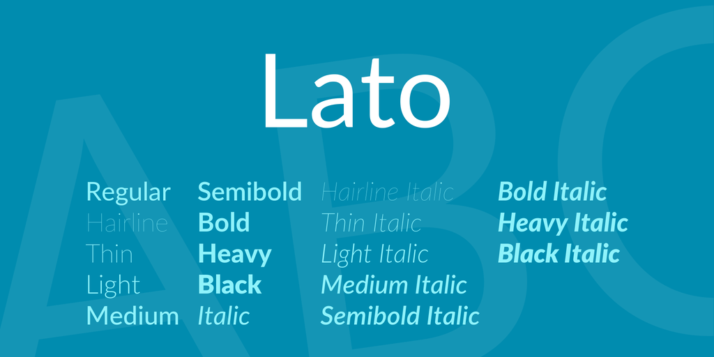 Top 9 Font Design Trends for Designers in 2019 | Fotor's Blog