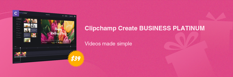 Clipchamp Create