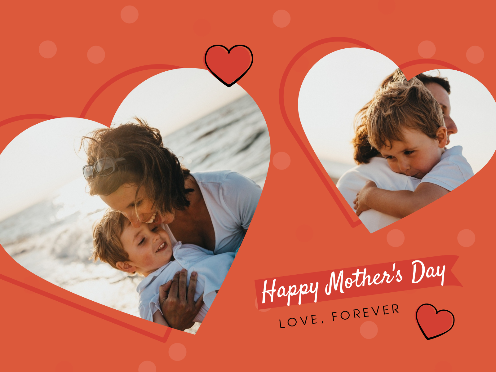 mother's day lovely collage