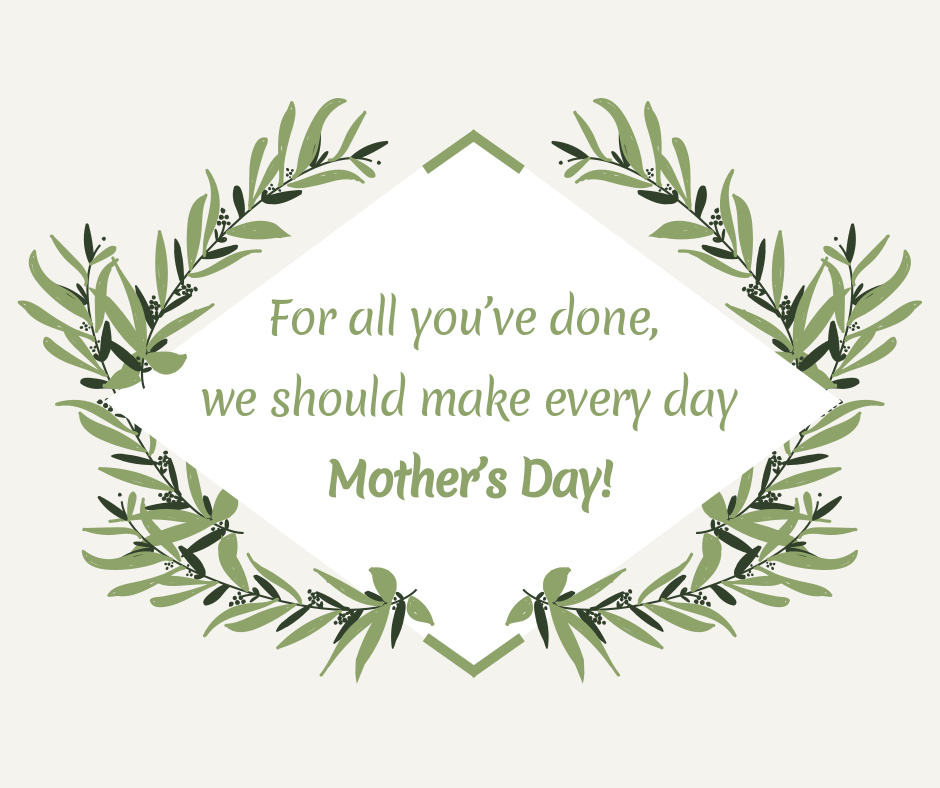 simple mother's day wishes