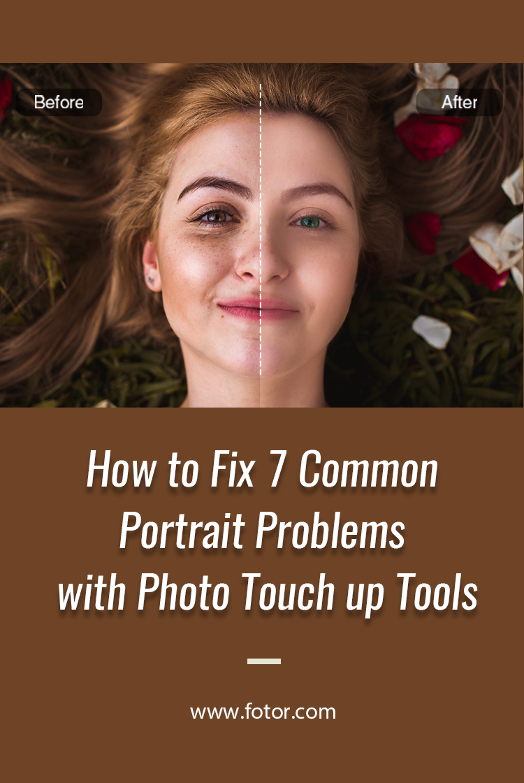 how to touch up photos
