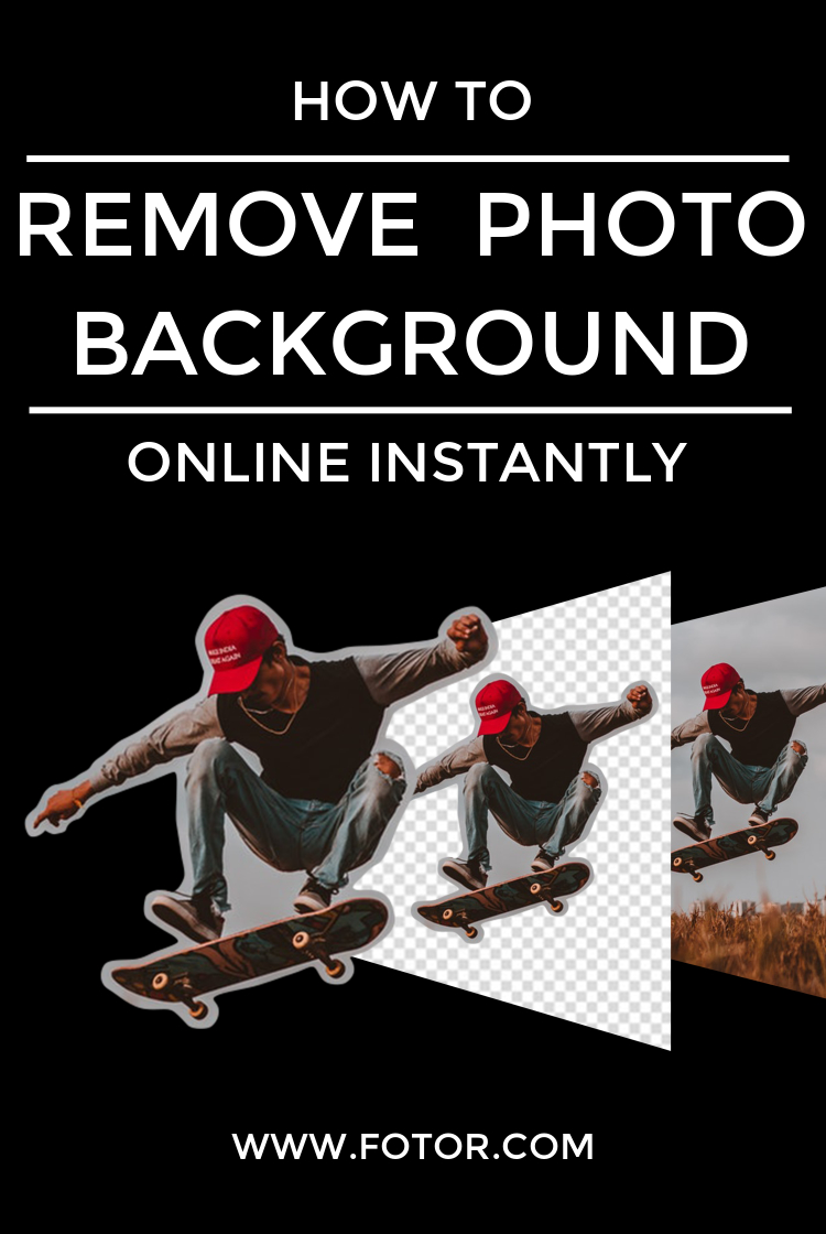 how to remove background online