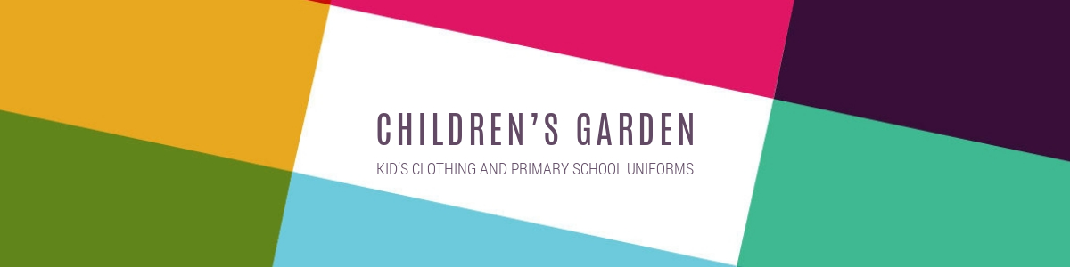 Kid's Clothing Etsy Shop Banner