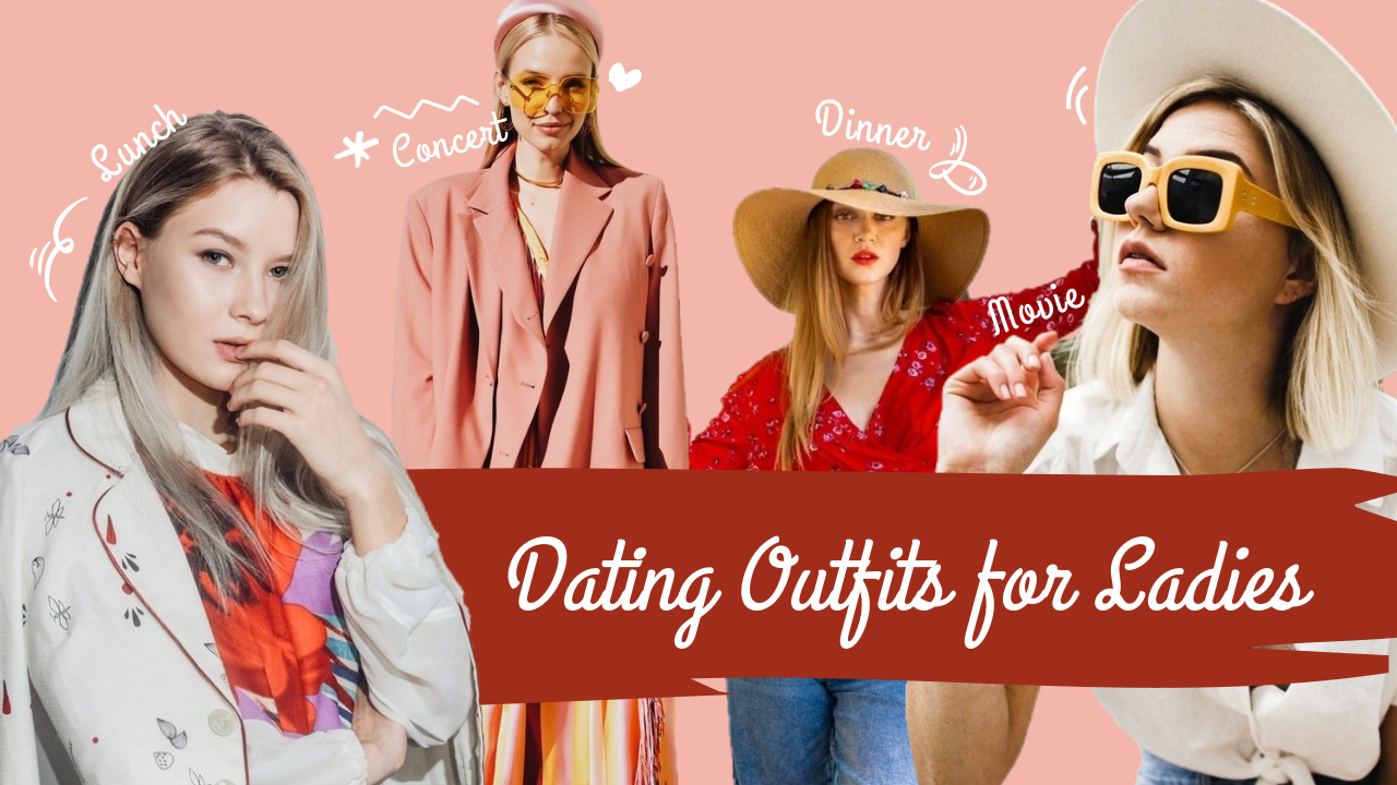 dating outfit for ladies youtube thumbnail
