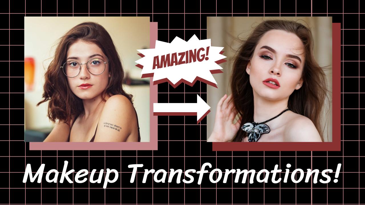 makeup tutorials youtube thumbnail