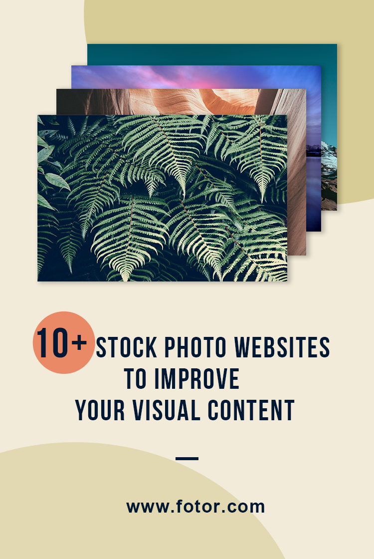 stock photo websites to improve your visual contnet