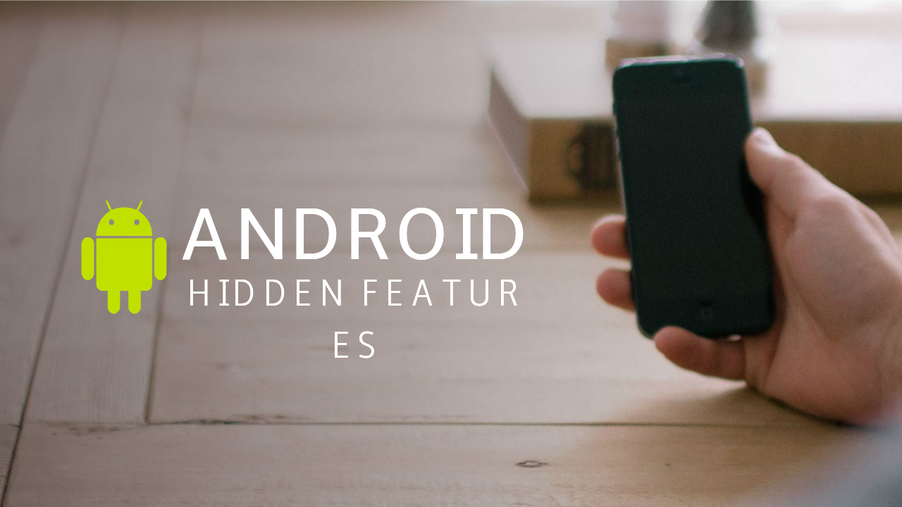 13.Android hidden features YouTube thumbnail template