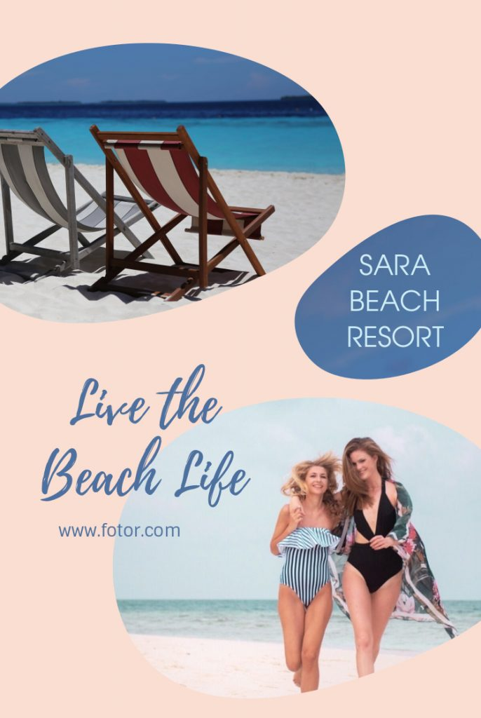 11.beach resort promotional ads