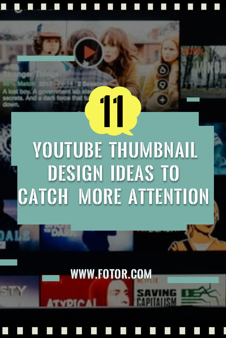 youtube thumbnail design ideas to catch more attention