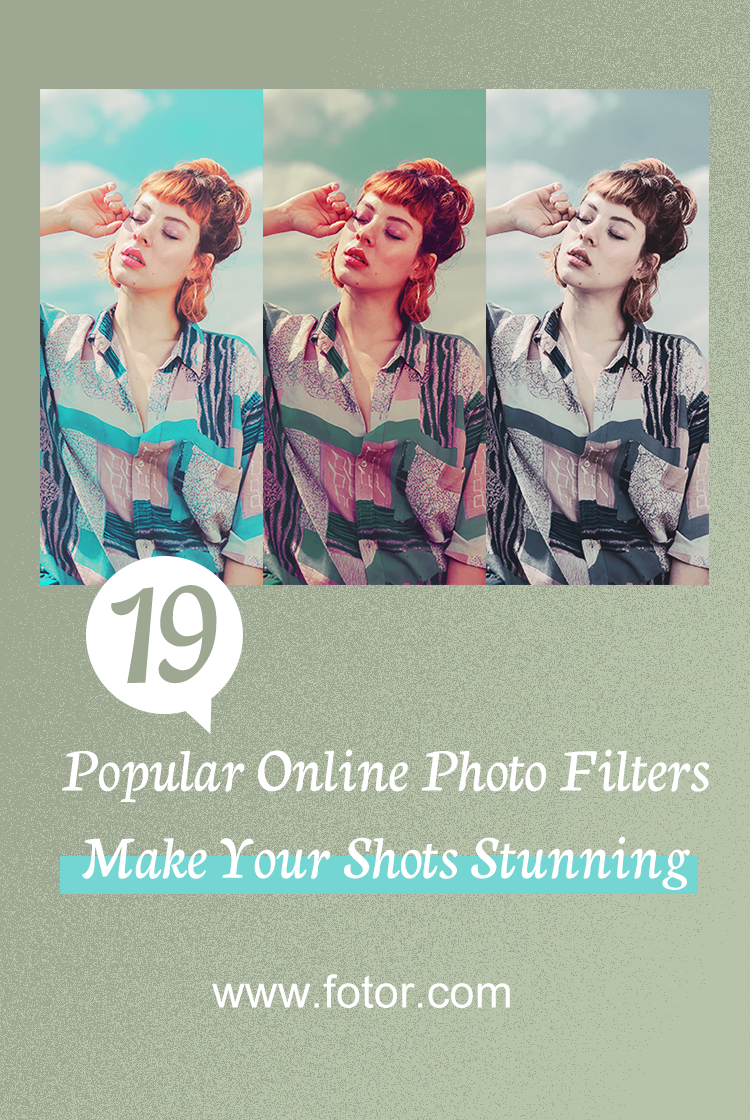 online photo effects to make your shots stunning