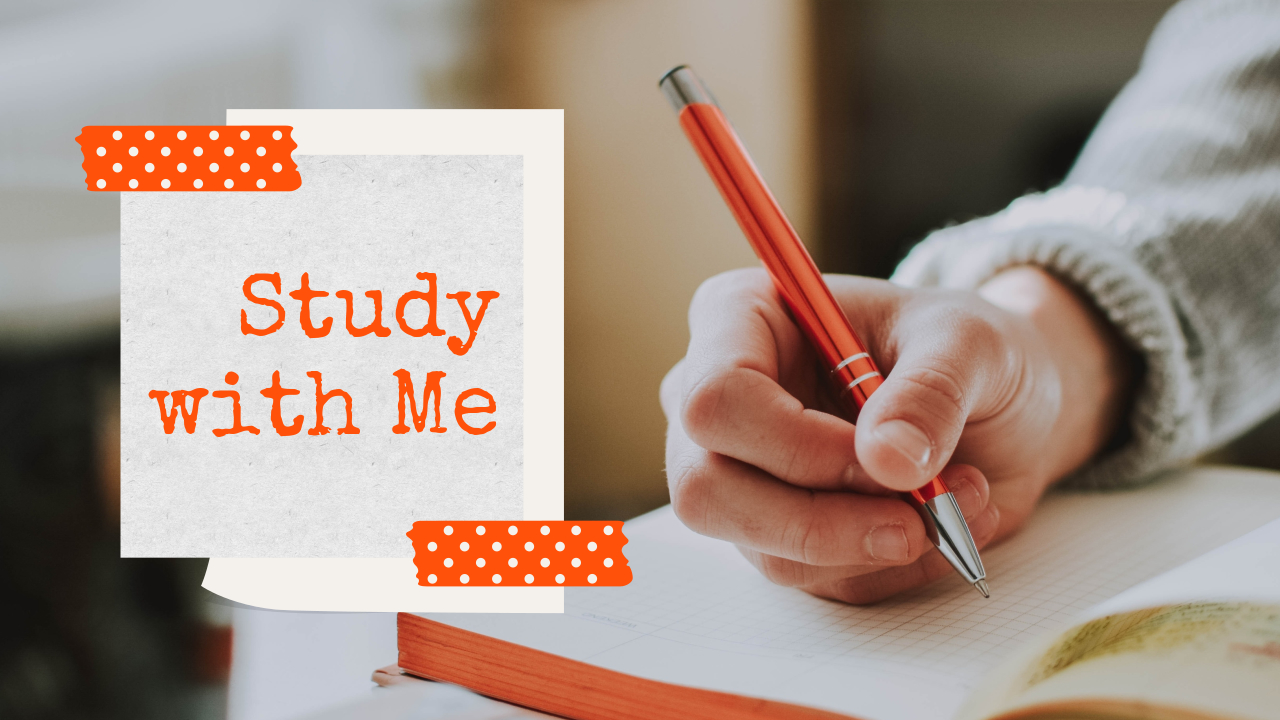 study with me youtube thumbnail