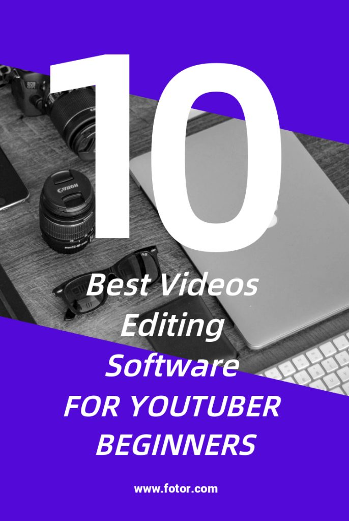 best video editing software for youtuber beginners
