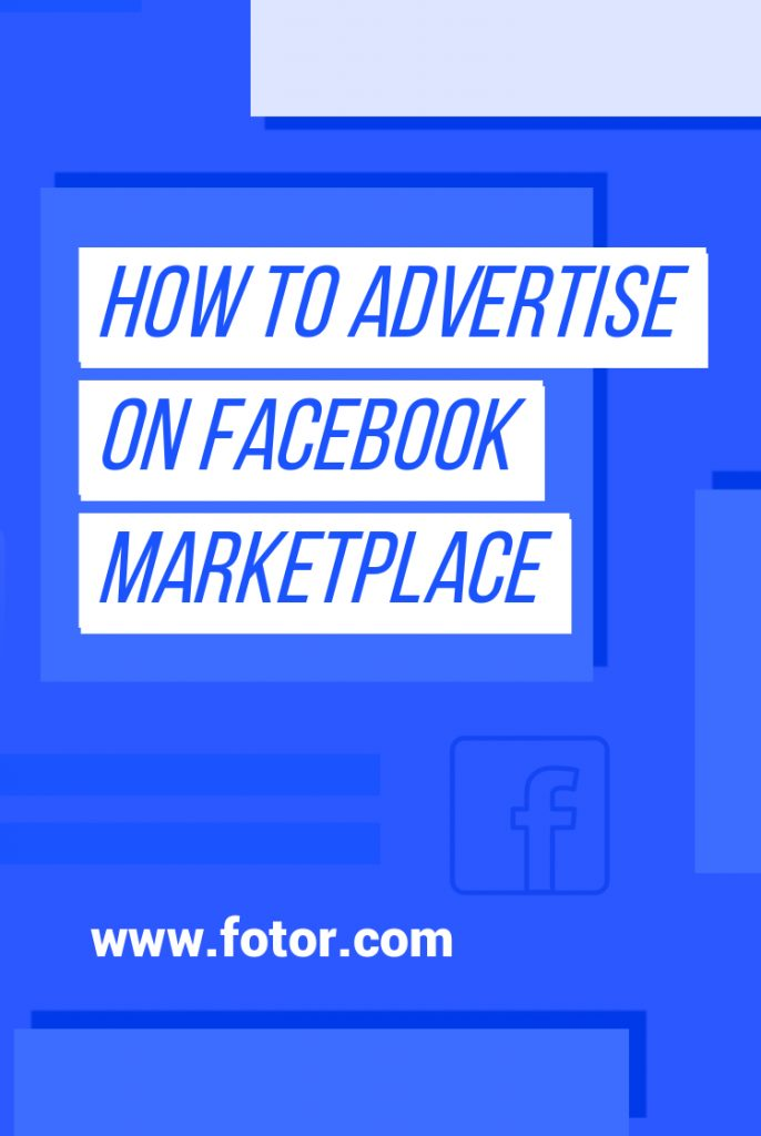 how to advertise on facebook marketplace