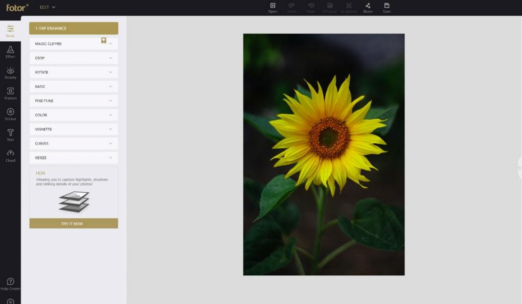 how to add your photo