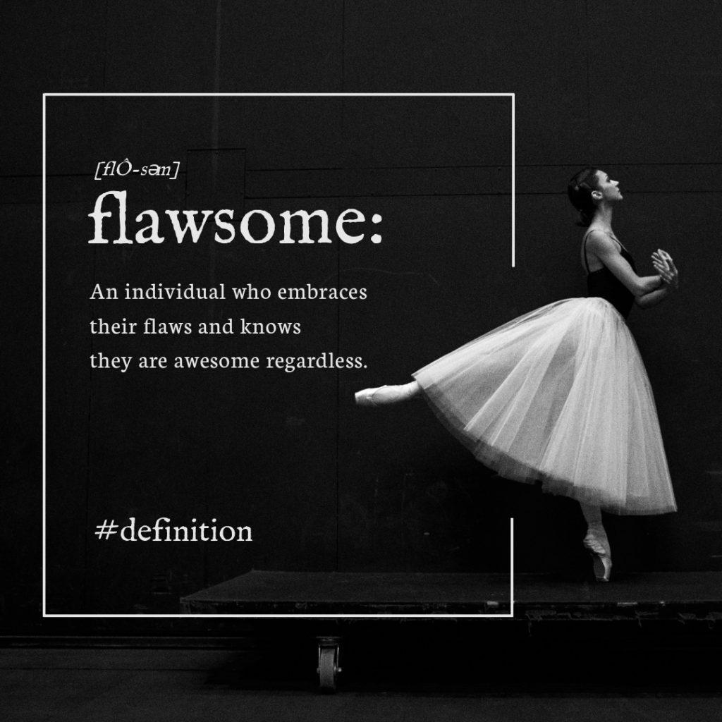 ballet flawsome girl