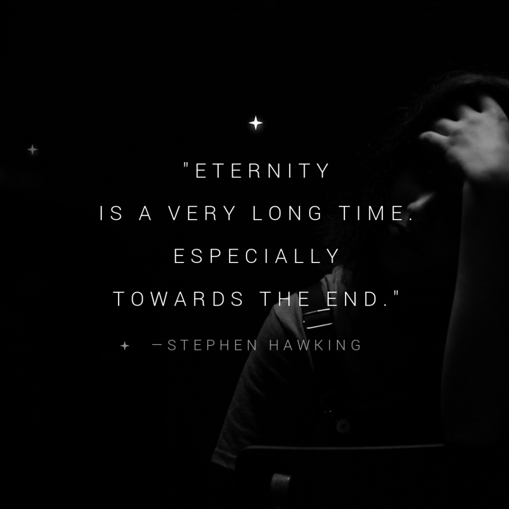 eternity quote