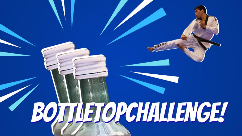 Fotor YouTubeサムネイルテンプレート-キックボトルチャレンジ