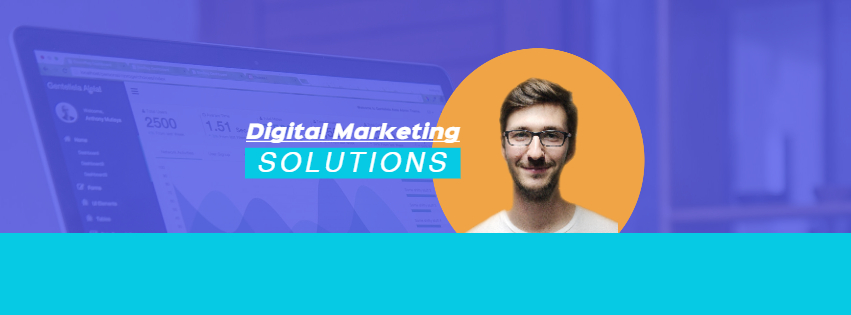 Digital marketing Facebook group cover photo