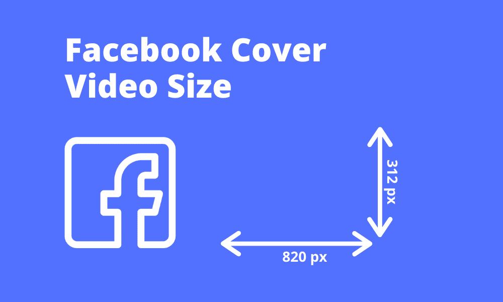 Facebook video size