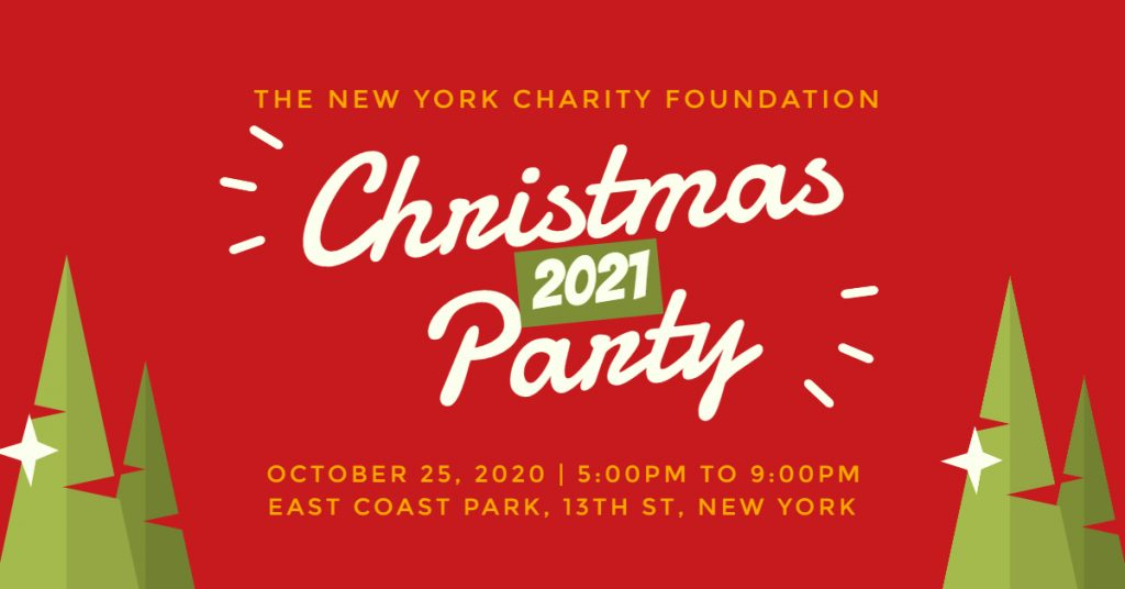 Fotor Christmas Party Facebook Event Cover Template