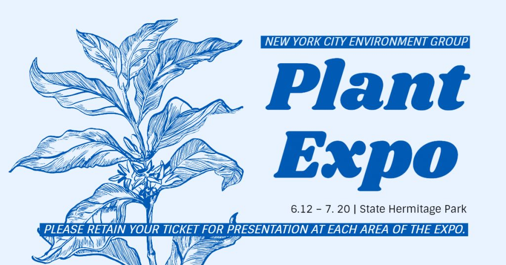 Fotor Plan Expo Facebook Event Cover Template