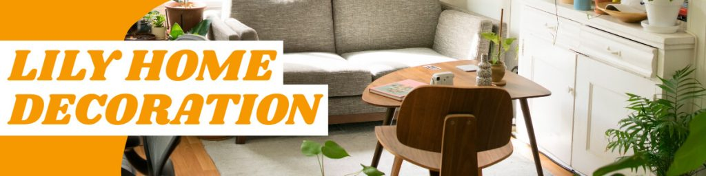Fotor Home Decoration Etsy Banner Template