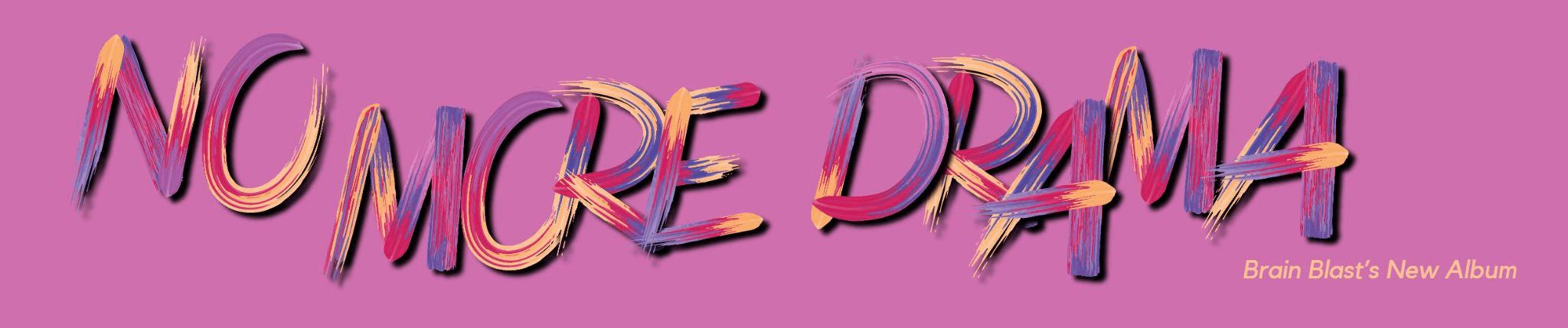 Fotor pink SoundCloud banner template