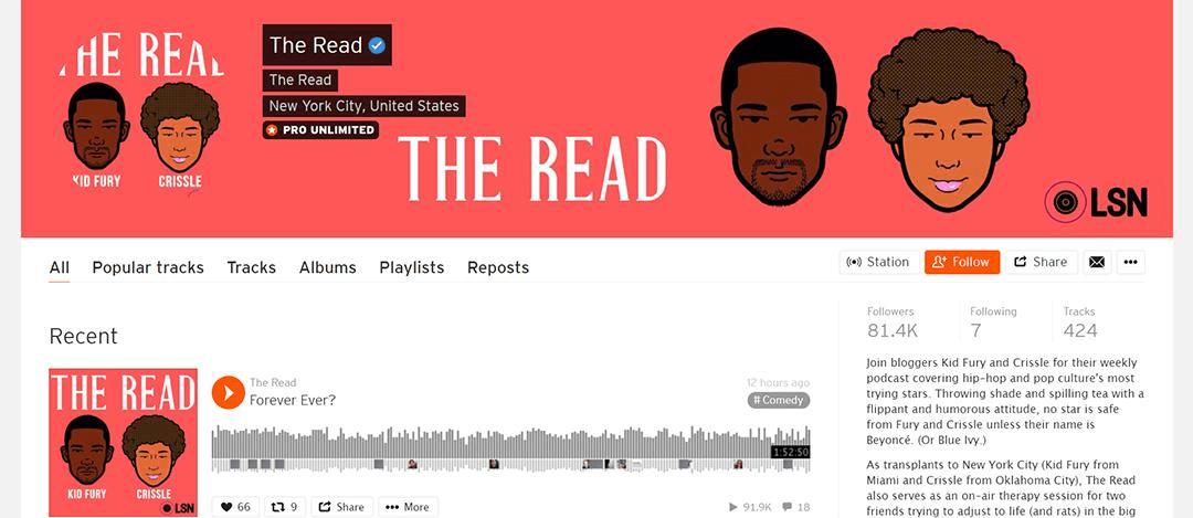 The Read soundcloud