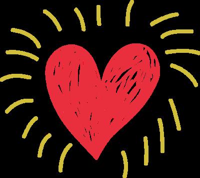 Heart Doodle - Free Clip Arts Online | Fotor Photo Editor