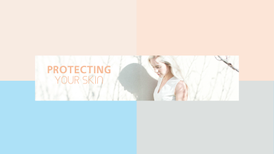 Skin Protection - YouTube Banner Maker – Create YouTube Channel ...