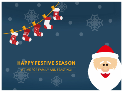 Happy festive season fotor photo cards free online photo card why fotors happy festive season photo card has everything you need m4hsunfo